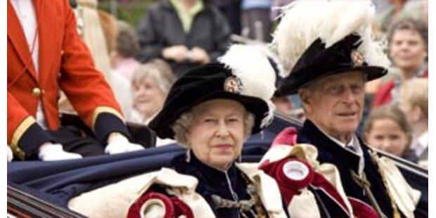 Queen feiert Diamant-Hochzeit