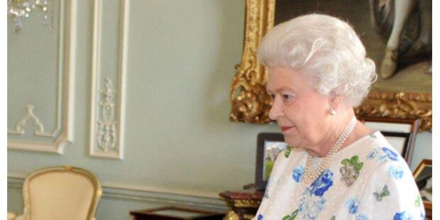 Schweinegrippe im Buckingham-Palast
