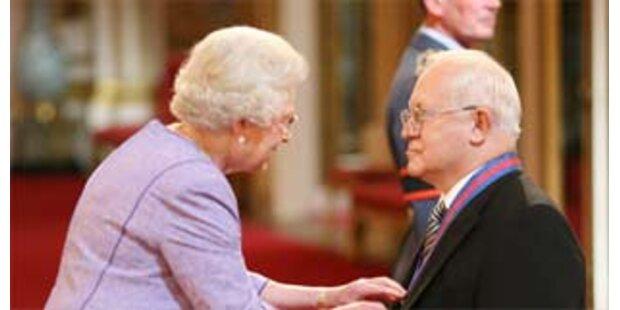 Queen ehrt Ex-Sowjetspion