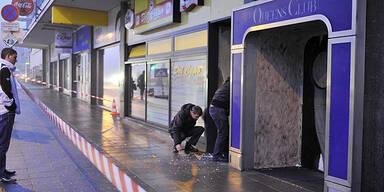 Anschlag auf Queensclub in Innsbruck