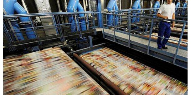 Druckerei stoppt den Quelle-Katalog