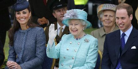 Kate schwanger: Queen wusste es nicht