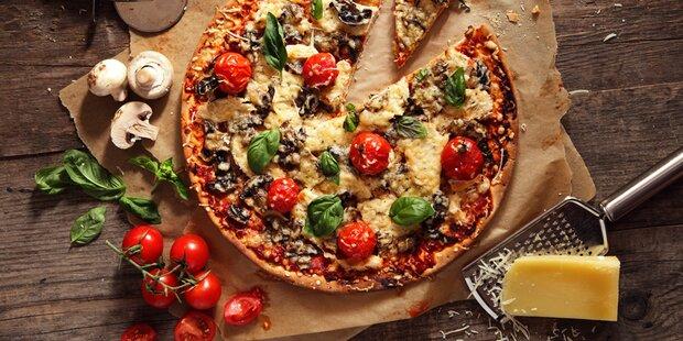 So machen Sie Pizza(teig) aus Quinoa