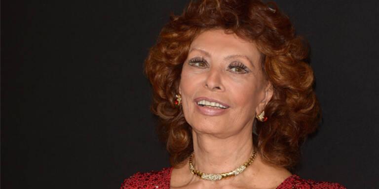 Venedig ehrt Sophia Loren
