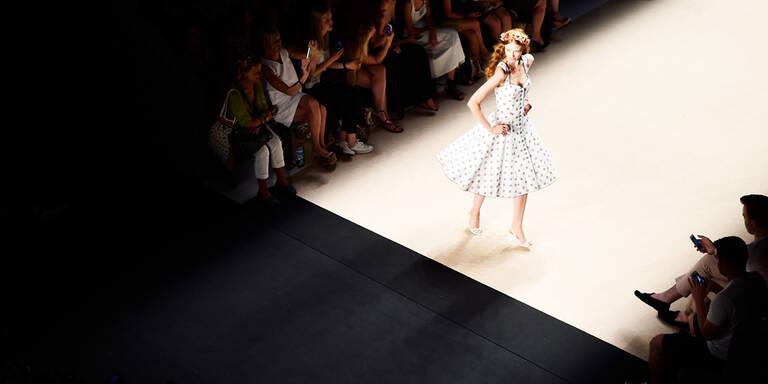 Fashion Week Berlin startet mit Lena Hoschek