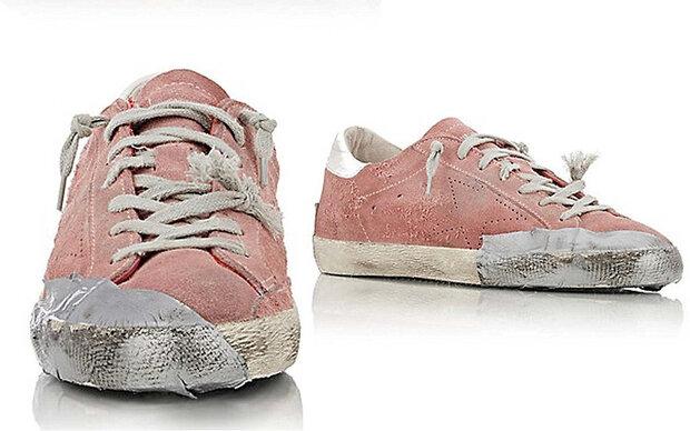Wieviel kosten diese Schuhe?