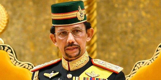 Irrer Sultan verbot Weihnachtsfeiern