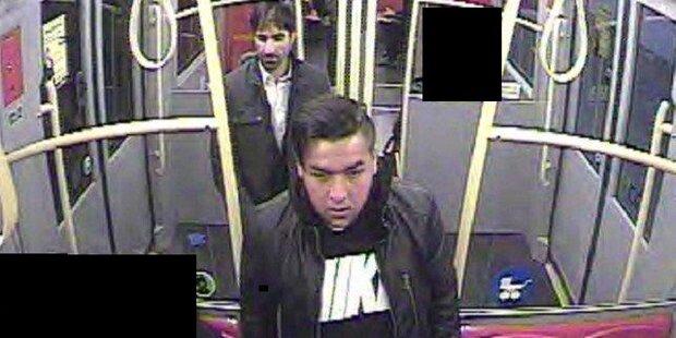 Handy-Räuber verfolgten Opfer aus der U-Bahn