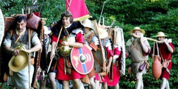 Rätsel um verschwunde Legion Roms gelöst