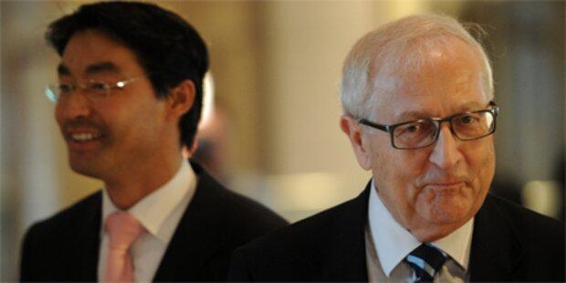 FDP-Rösler wird Wirtschaftsminister