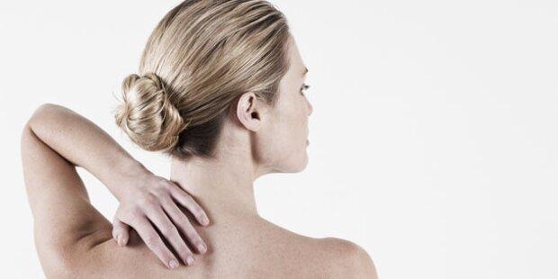 Rückenschmerzen: Mögliche Ursachen & Behandlung