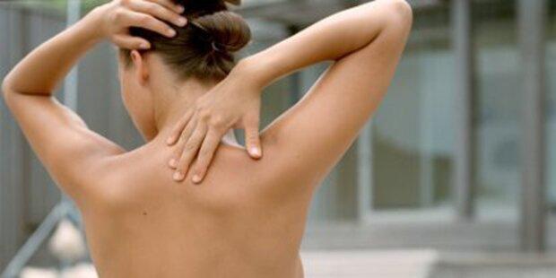 Nie mehr Rücken-Schmerzen