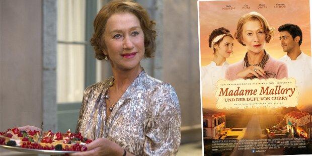 Kino: Helen Mirren kocht für uns