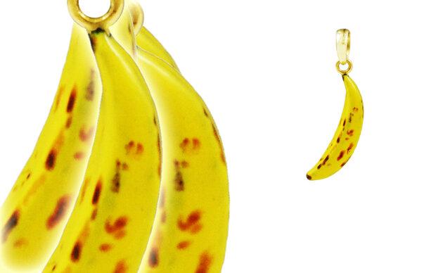 Die wohl wertvollste Banane der Welt