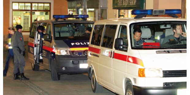 Beamter bei Kontrollen verletzt