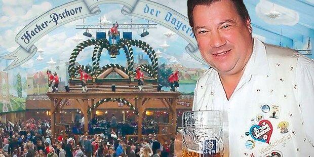 Dieser Österreicher ist der Wiesnkönig