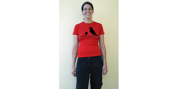 T-Shirts für Rabeneltern zum Muttertag