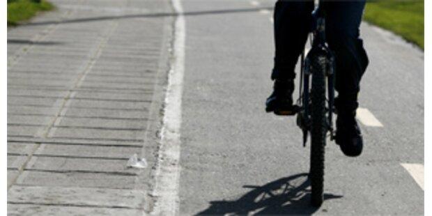 45-Jähriger stirbt bei Fahrrad-Tour