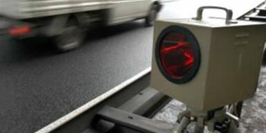 Polizei erwischte 101.000 Raser im Burgenland