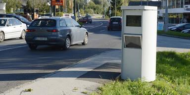 Neue Radarboxen blitzen schon ab 3 km/h zu viel