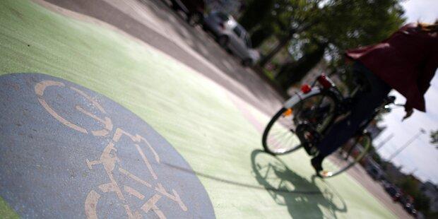 Radfahrer haben ab jetzt Vorrang