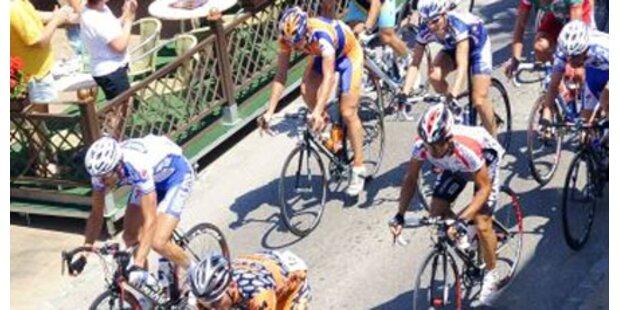 Spermien von Radfahrern sind kaputt