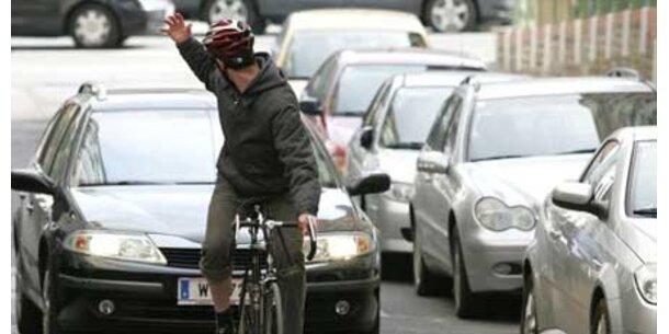 Krise treibt Österreicher aufs Radl
