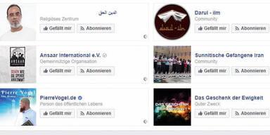 Radikale Welt des Mohamed El-M.