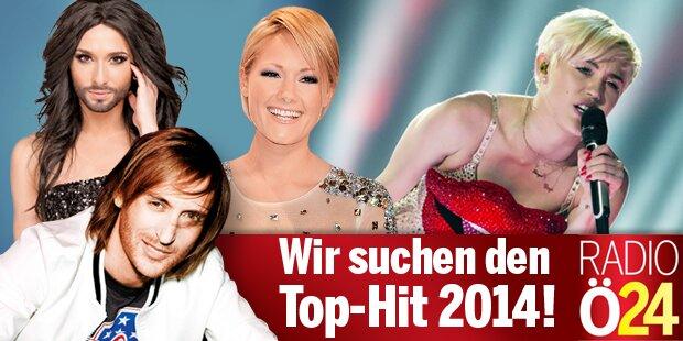 Wir suchen den Top-Hit 2014