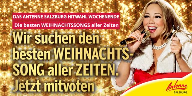 Salzburg wählt die liebsten Hits!