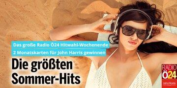 Das Radio Ö24 Hitwahl-Wochenende