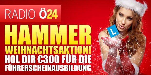 €300,- Führerschein-Gutschein gewinnen!
