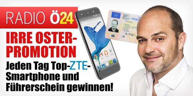 Irre Ostern mit Radio Ö24!
