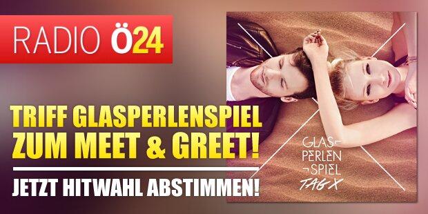 Radio ö24 verlost ein Meet & Greet mit Glasperlenspiel