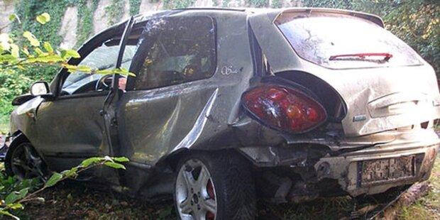 Unfall: Schwerverletzter zufällig gefunden