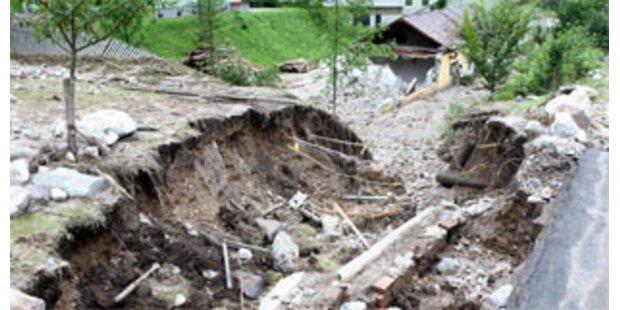 Häuser in Radmer weiter evakuiert