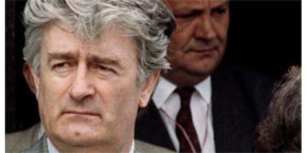 Wegen Kriegsverbrechen angeklagter Psychiater und Dichter
