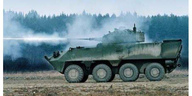 Zweiter Prozess um Patria-Panzerkauf begonnen