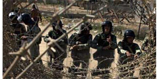 Sieben Hamas-Mitglieder bei Luftangriffen getötet