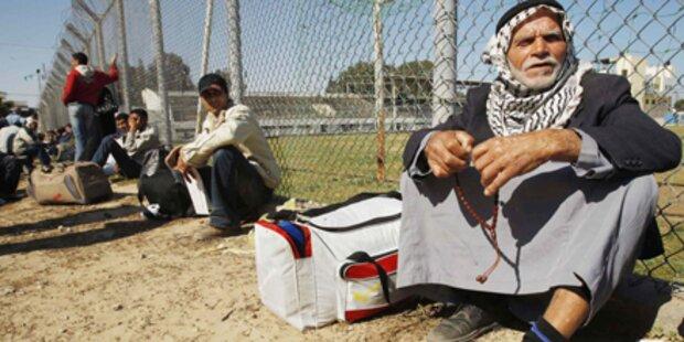 Ägypten öffnete Grenze zum Gazastreifen