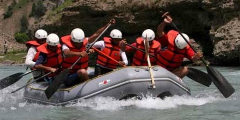 Brite (22) stirbt bei Rafting-Unfall