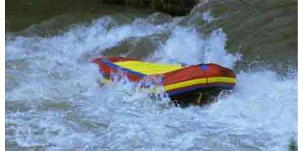 21-Jährige aus Rafting-Camp verschwunden