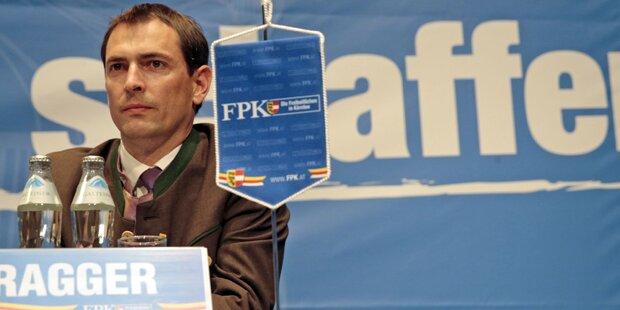 Kärntner FPÖ-Chef Ragger tritt zurück