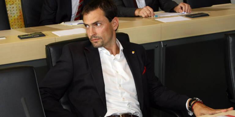 """FPÖ-Landesrat Ragger: """"Bin unterbeschäftigt"""""""