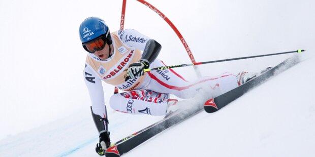 Österreichs Skistars sind nicht zu bremsen