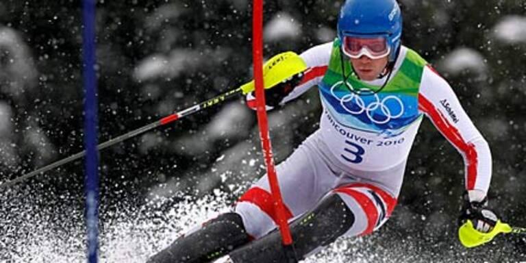 Auch im Slalom keine ÖSV-Medaille