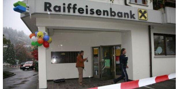 Bankräuber muss zehn Jahre hinter Gitter