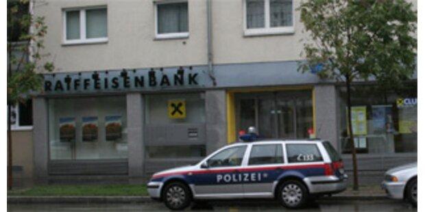 Tiroler Bankräuber in Innsbruck geschnappt