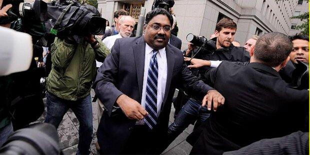 11 Jahre Haft wegen Insiderhandel