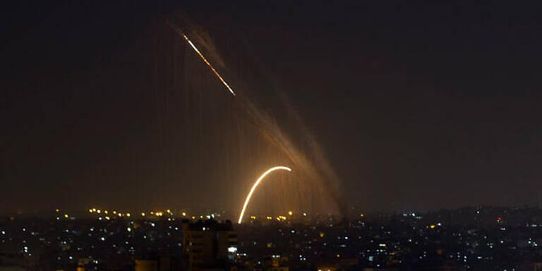 Rakete aus Gazastreifen auf Israel abgefeuert